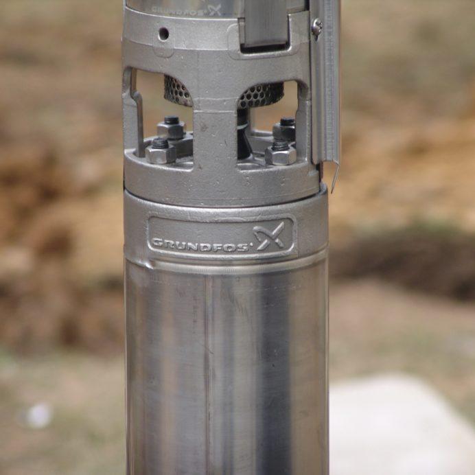 New Grundfos Well Water Pump