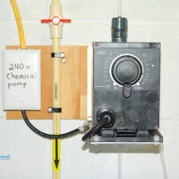 Grundfos Chemical Feeder Pump