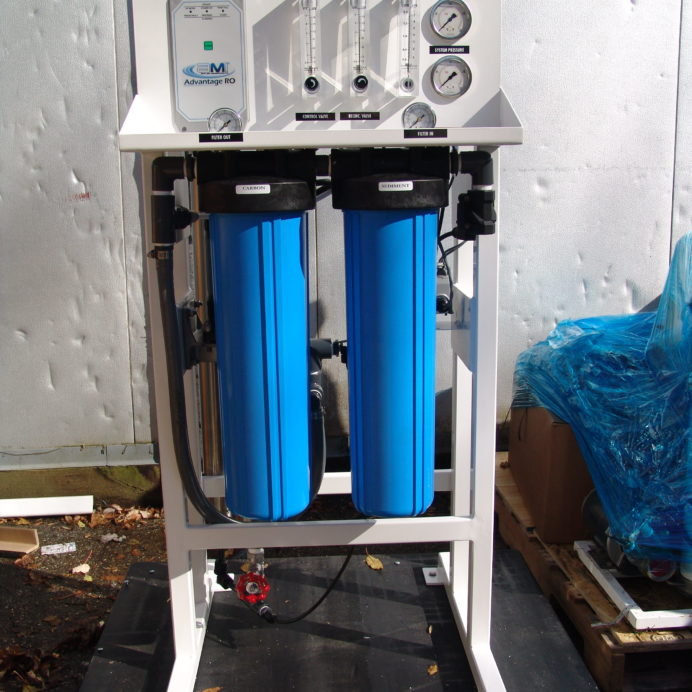 Commercial Grade Reverse Osmosis Water Treatment System
