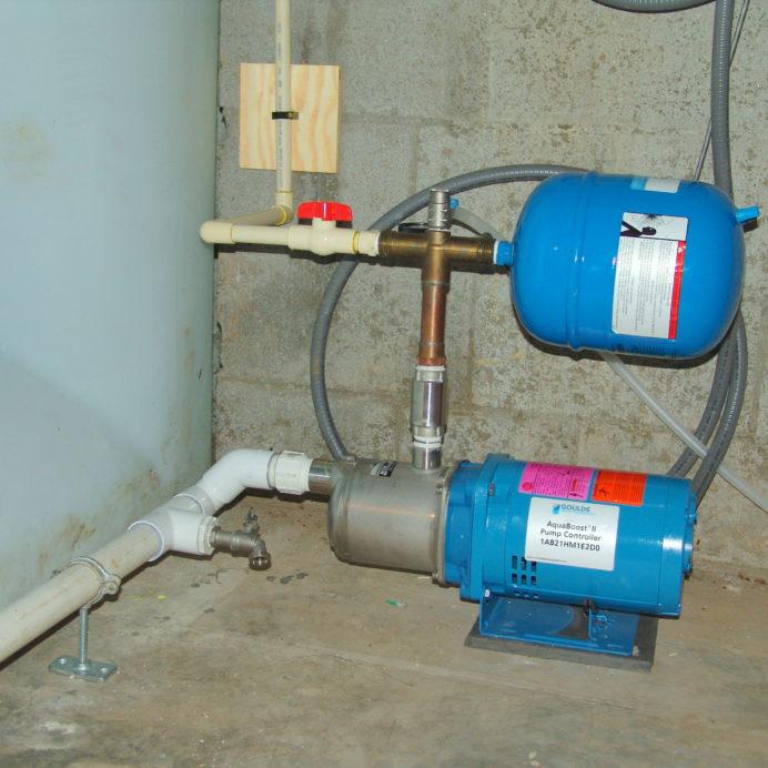 Goulds AquaBoost Water Booster Pump