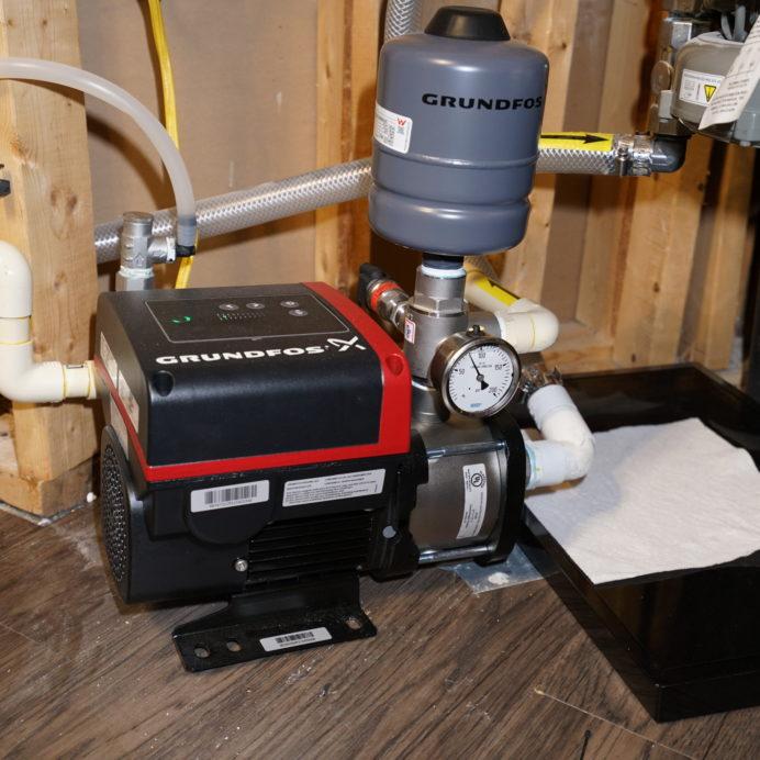 Grundfos Water Booster Pump