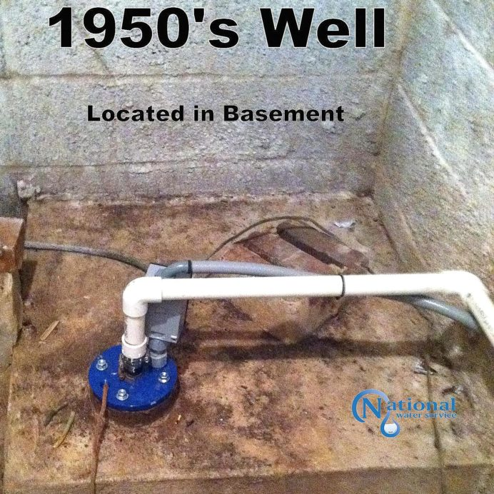 1950's  Water Well