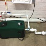 a water pressure booster