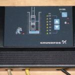 Constant Water Pressure control box