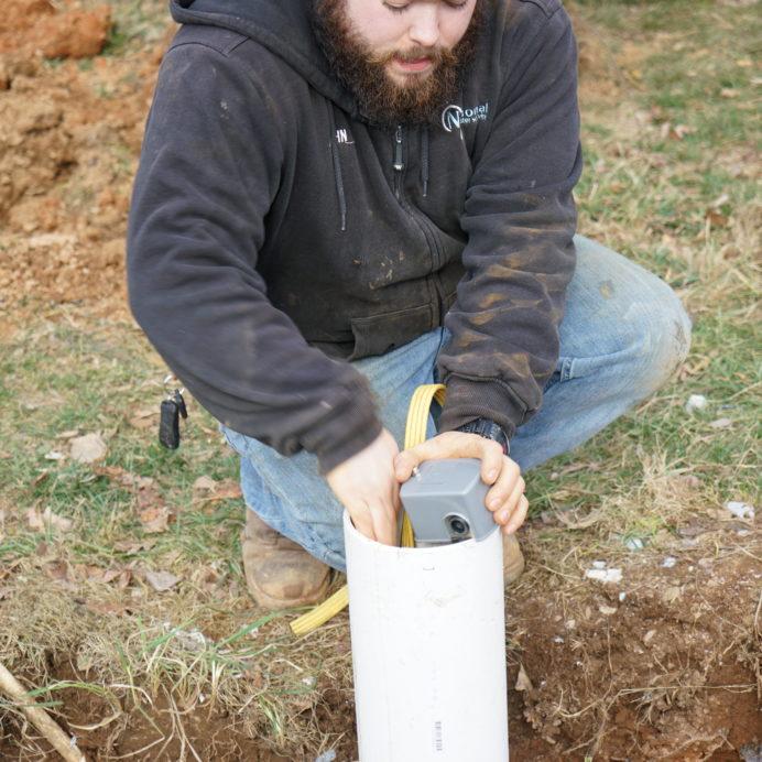Repairing a broken Well Pump