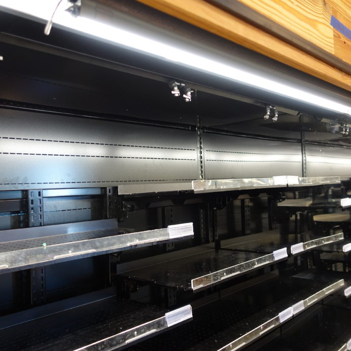 Reverse Osmosis Water Treatment System for Grocery Store Produce Misting Bars