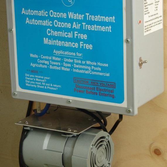 Ozone Filter System