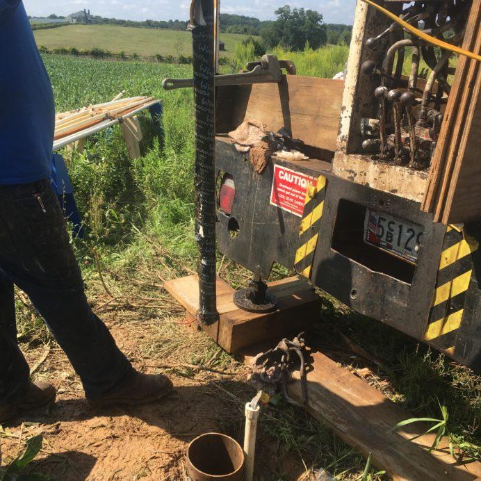 Replacing a broken Well Water Pump