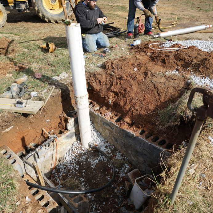 Installing an in-well Pressure Tank along with a new Well Pump