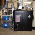 Radon Remediation System with Water Pressure Booster