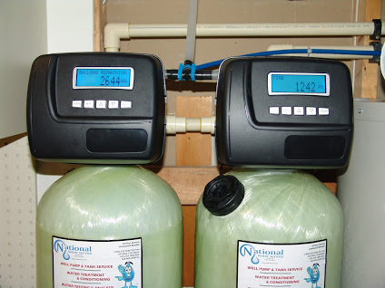 Clack Valves for a Water Softener and Acid Neutralizer