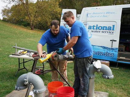 installing a new pump