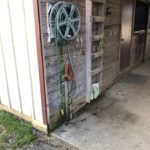 Broken Hydrant before repair