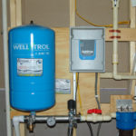 Constant Water Pressure Control Box and Manifold