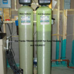 Water Softener for hard water and an Acid Neutralizer