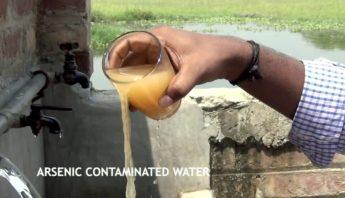 arsenic contaminated water