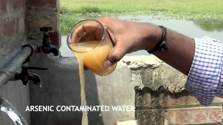 arsenic contaminated water