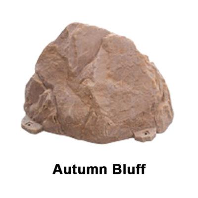 Autumn Bluff Rock Enclosure