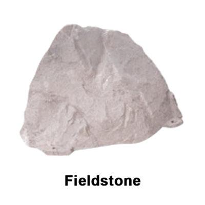 Fieldstone Rock Enclosure
