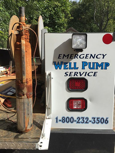 Emergency water services