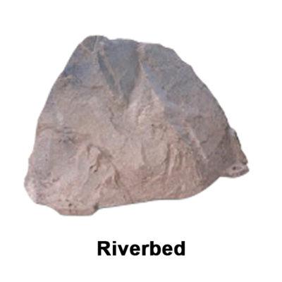 Riverbed Rock Enclosure
