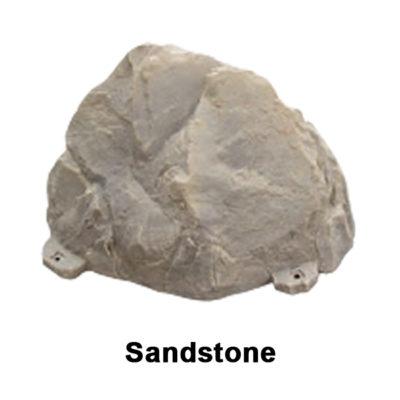 Sandstone Rock Enclosure