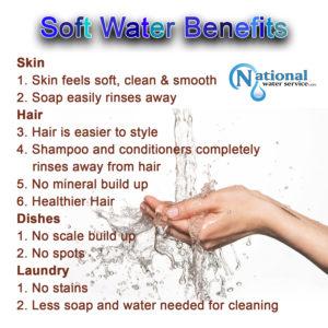 Soft Water Benefits