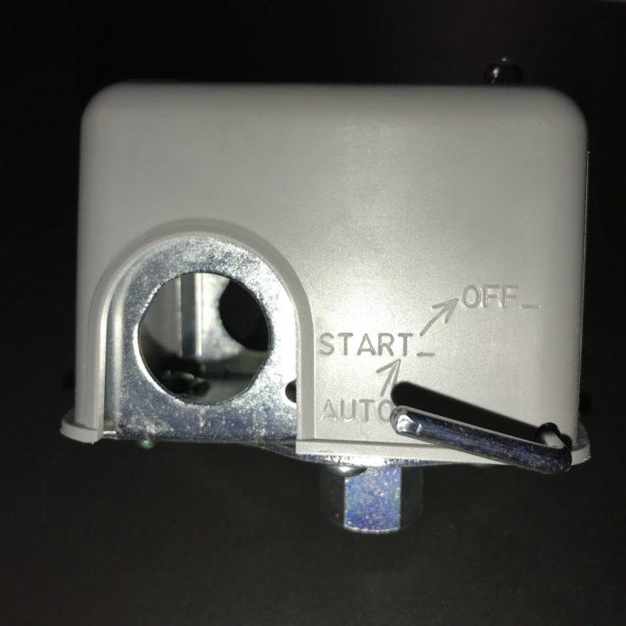 Pressure Switch Control