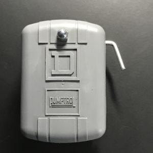Pumptrol Pressure Switch