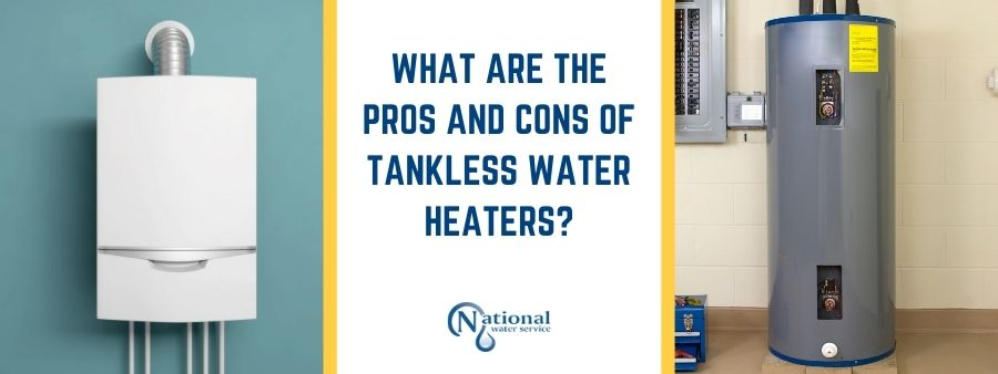 What Are the Pros and Cons of Tankless Water Heaters?