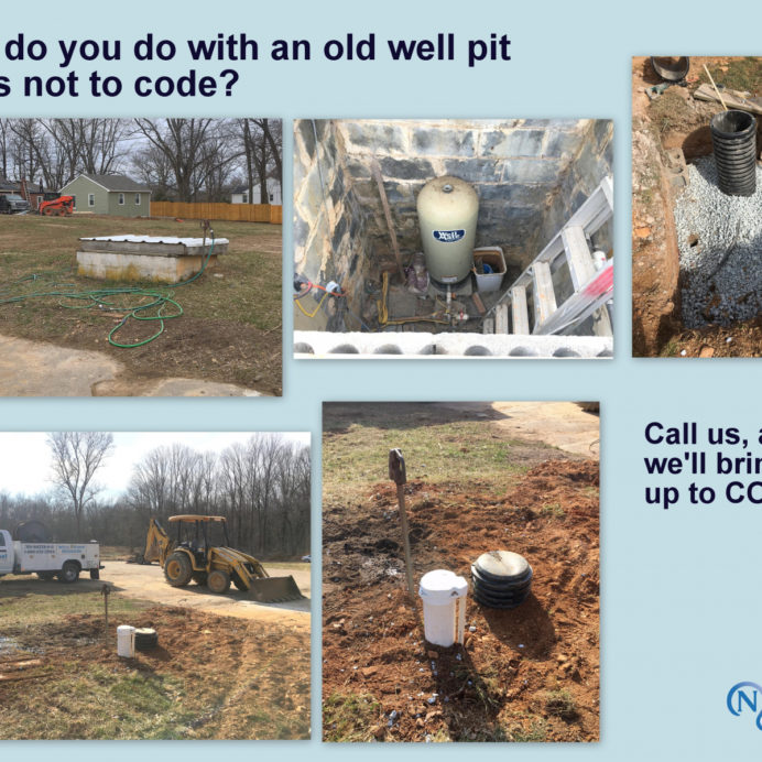 Well Water Pit